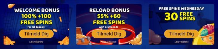 Savarona Casino velkomsttilbud og bonus